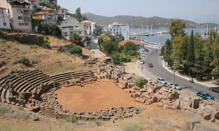 Античный театр Фетхие