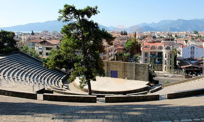 Античный театр Мармариса