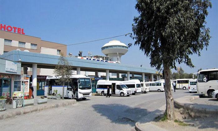 Местный автовокзал Чешме