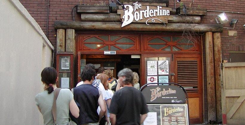 Заведение Borderline в Лондоне