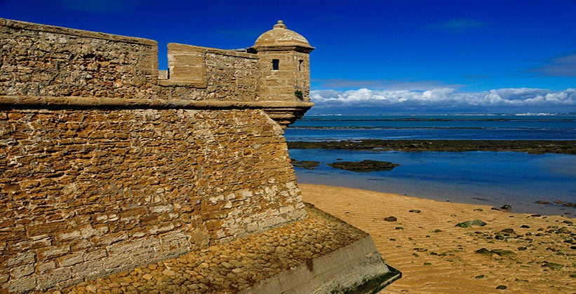 Замок Сен-Себастьян