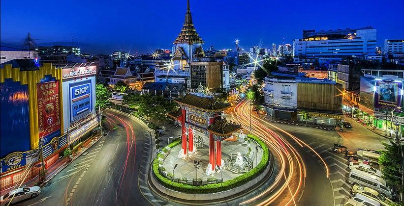 Китайский квартал Бангкока