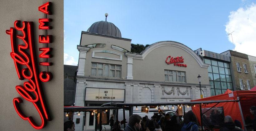 Кинотеатр Electric в Лондоне