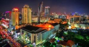 Деловой центр Бангкока