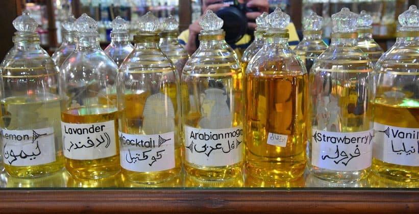 Египетская парфюмерия