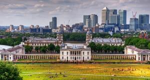 Гринвич в Лондоне