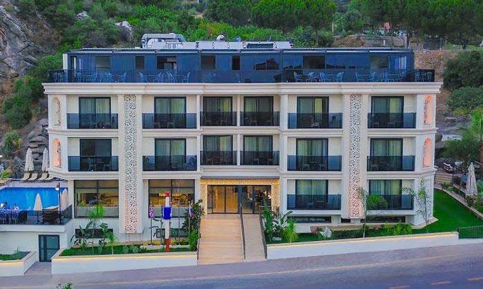 Отель «Amossia Elite» в Мармарисе