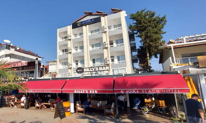Отель «Aquila» в Фетхие