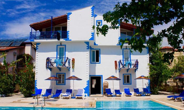 Отель «Dove» в Фетхие