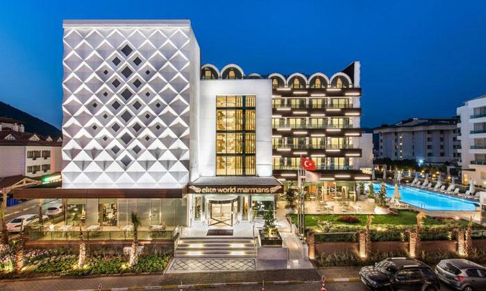 Отель «Elite World Marmaris»