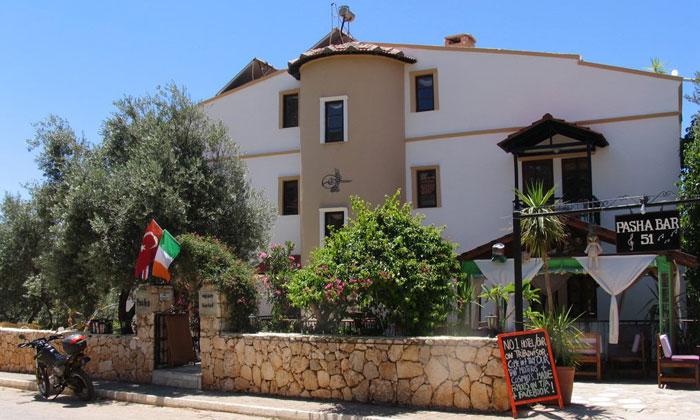 Отель «Pasha» в Калкане