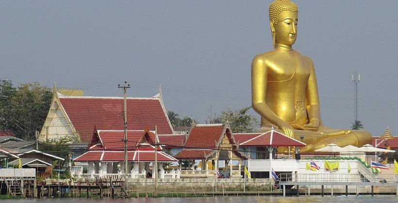 Остров Ко Крет (окрестности Бангкока)