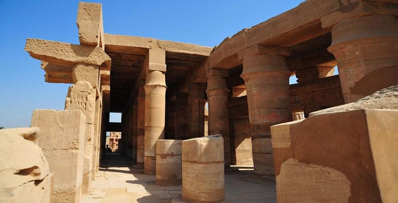 Юбилейный храм Тутмоса III