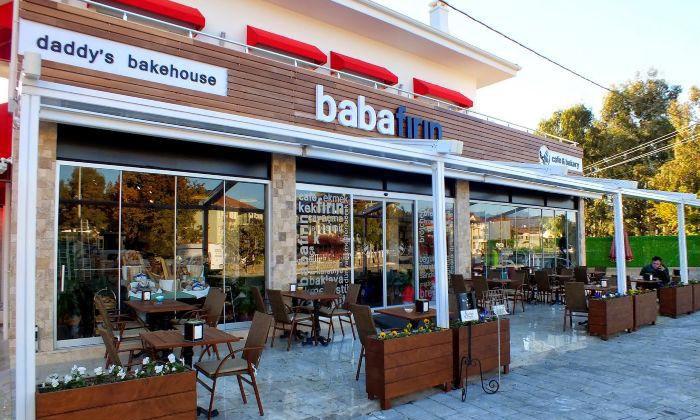 Кафе «Baba Fırın» в Фетхие