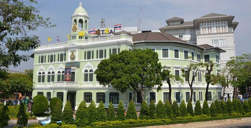 Музей короля Праджахипока в Бангкоке