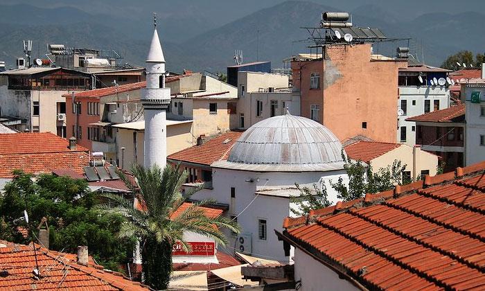Старая мечеть Фетхие