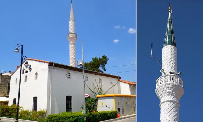 Мечеть Ибрагима Ага в Мармарисе