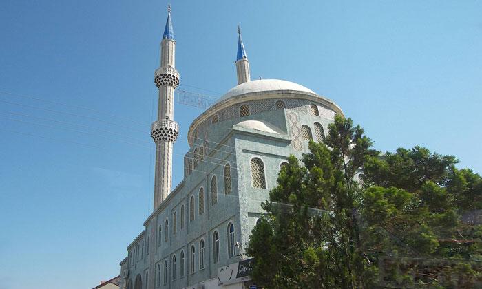 Мечеть Минарет Фетхие
