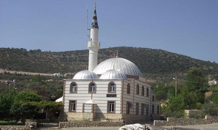 Мечеть Мустафы Озгена в Калкане