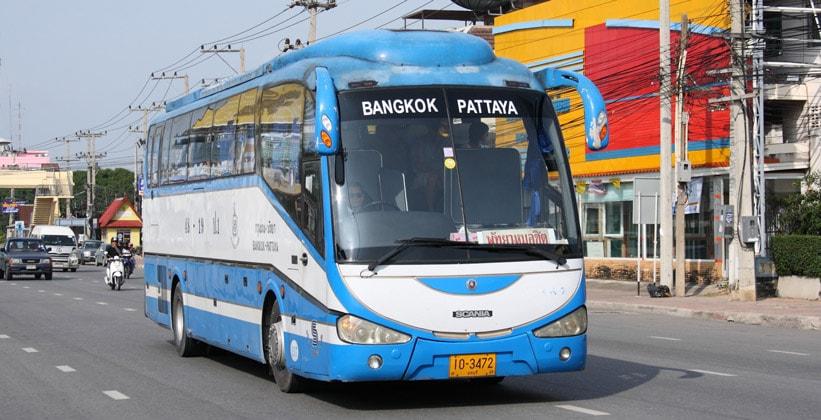 Междугородние автобусы в Таиланде