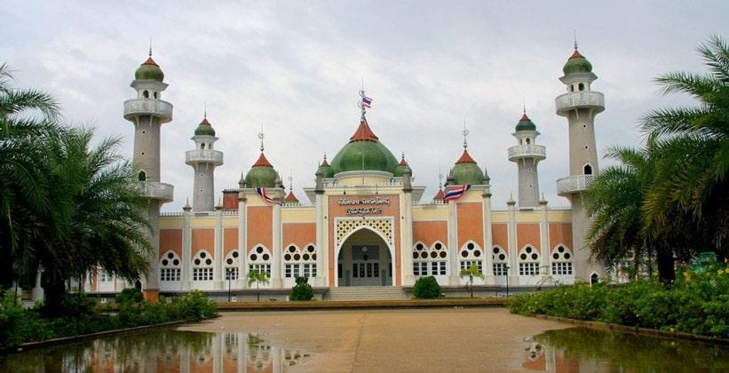 Мечеть в провинции Паттани