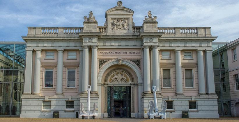 Национальный морской музей Лондона