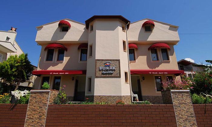 Отель «Burak» в Фетхие
