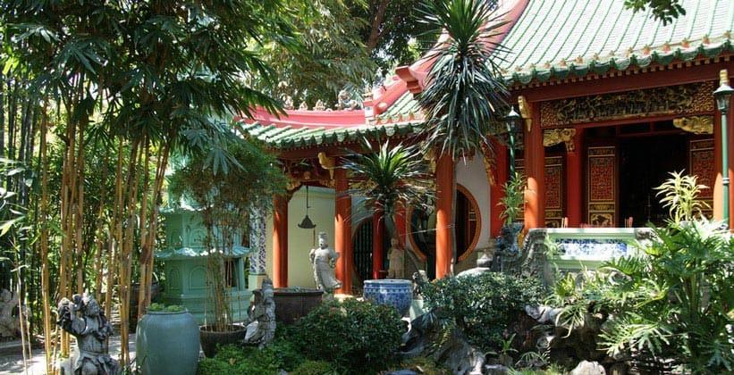 Музей Прасат в Бангкоке