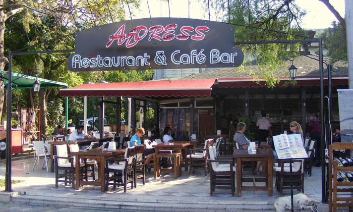 Ресторан «Address» в Фетхие
