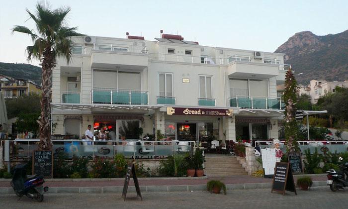 Ресторан «Bread & More» в Калкане
