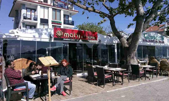 Ресторан «Motif» в Фетхие