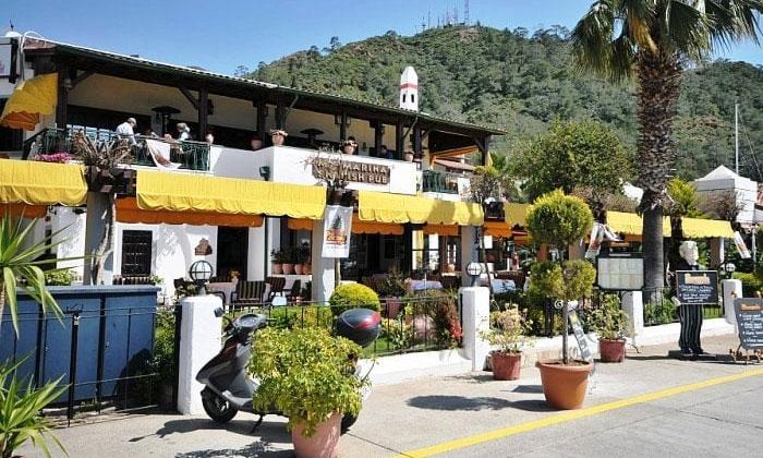 Ресторан «Pineapple» в Мармарисе