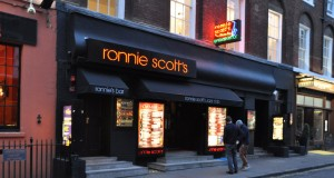 Клуб Ronnie Scott's в Лондоне