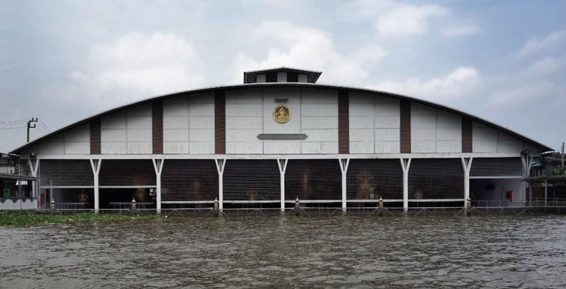 Музей королевских судов в Бангкоке