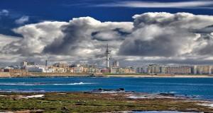 Испанский город Сан-Себастьян