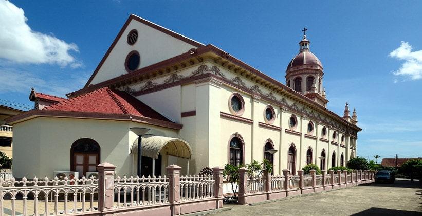Церковь Санта-Круз в Бангкоке