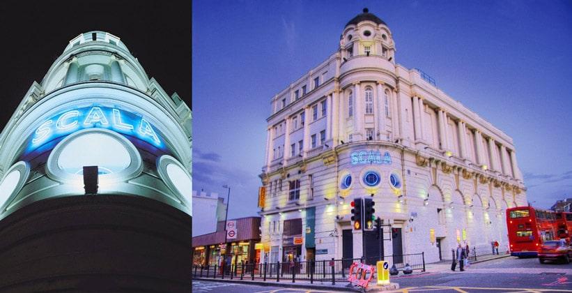 Ночной клуб Scala в Лондоне