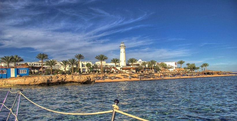 Курорт Синайского полуострова (к югу от Шарм-эль-Шейха)