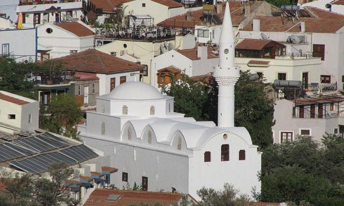 Старая мечеть Калкана