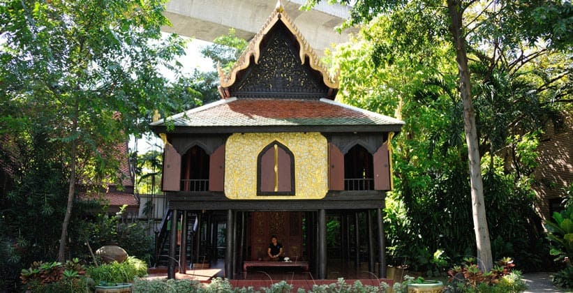 Музей во дворце Суан Паккад
