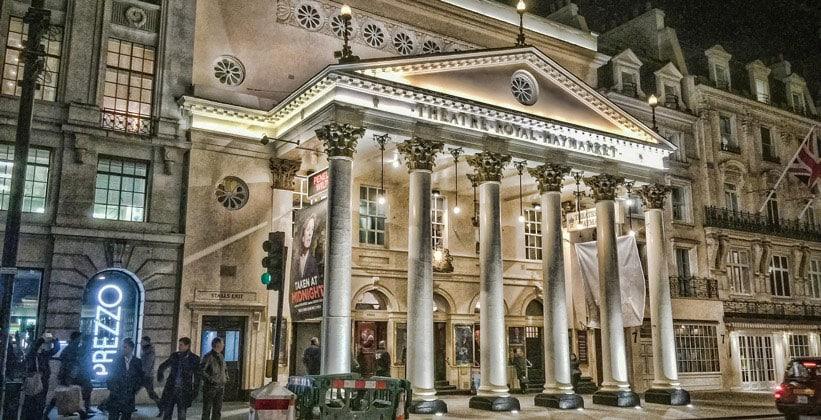 Королевский театр Лондона