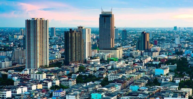 Район Тонбури в Бангкоке