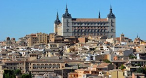 Испанский город Толедо