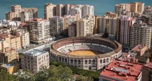 Испанский город Малага