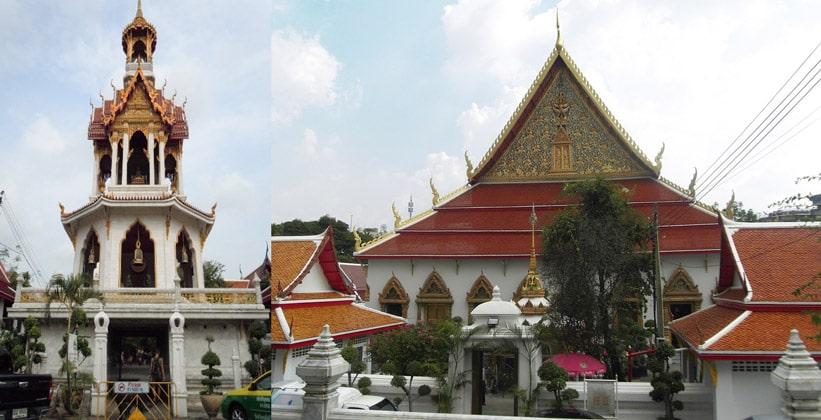 Ват Чана Сонгкрам в Бангкоке