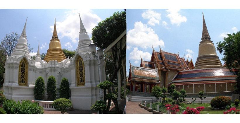 Храм Ват Раджабопхит в Бангкоке