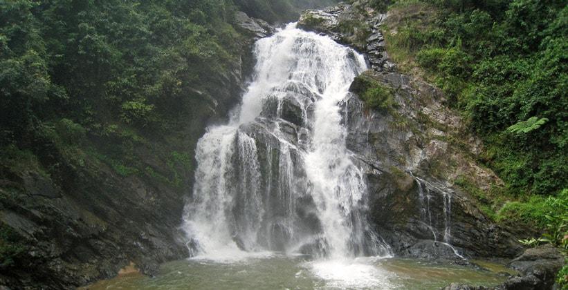 Водопад Крунгчинг (Сиамский залив Таиланда)