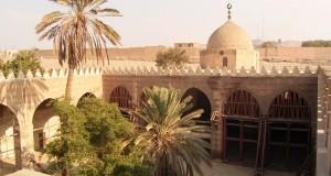 Голубая мечеть в Каире
