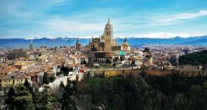 Испанский город Сеговия