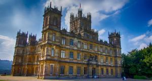 Замок Хайклер в Англии
